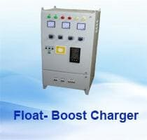 Float-Boost-Charger