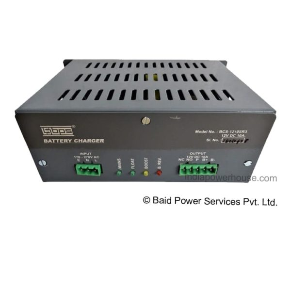 Switch Mode Power Supply Battery Charger(SMPS Battery Charger)